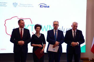 Enea zatrudni we współpracy z PFRON osoby z niepełnosprawnościami