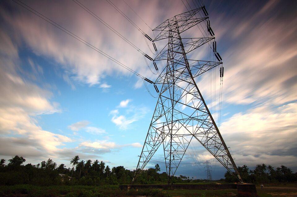 Energia, prąd, zdjęcie ilustracyjne