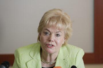 Erika Steinbach w 2011 roku