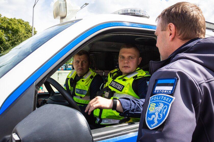 Estońska policja