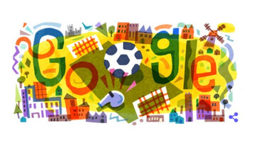 Euro 2020. Specjalne Google Doodle