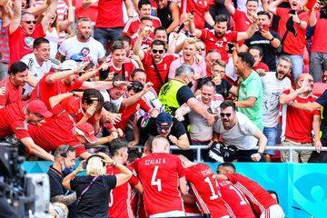 Euro 2020. Węgry- Francja