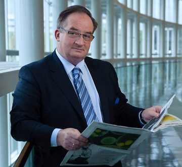 Eurodeputowany PO Jacek Saryusz-Wolski
