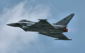 Eurofighter (zdj. ilustracyjne)