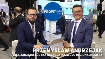 Europejski Kongres Gospodarczy: Przemysław Andrzejak, THE PROFIT #43