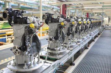 Fabryka części do samochodów