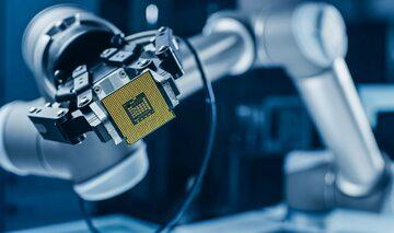 Fabryka mikroprocesorów