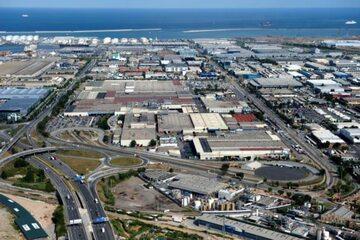 Fabryka Nissana w Barcelonie