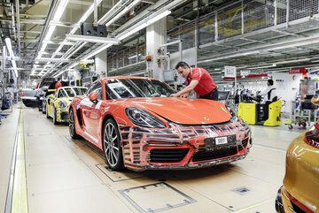 Fabryka Porsche AG