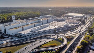 Fabryka Volkswagena w Antoninku