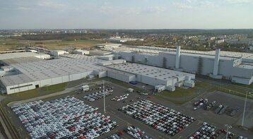 Fabryka w Gliwicach