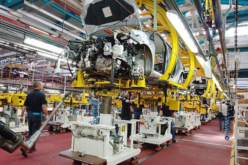 Fabryka we Włoszech