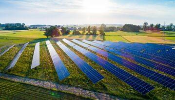 Farma fotowoltaiczna – Grupa Kapitałowa Columbus