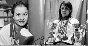 Fatima Żagupowa i  Jelina Gismiejewa