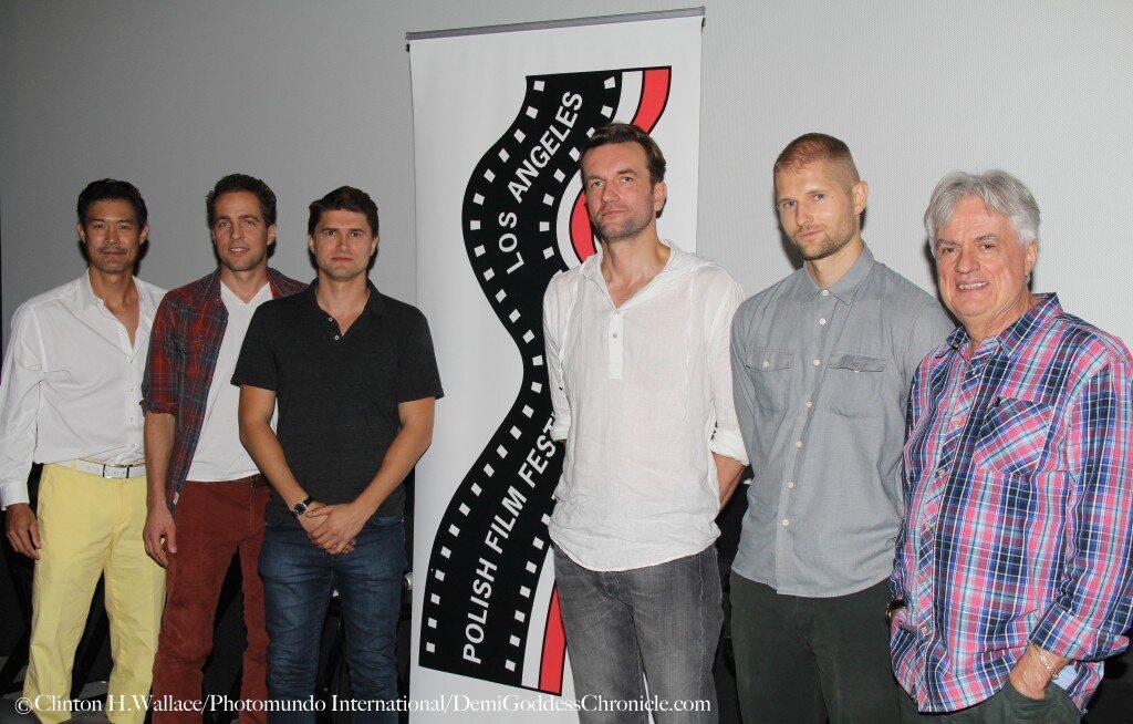 Festiwal Filmów Polskich w Los Angeles 2015 trwa