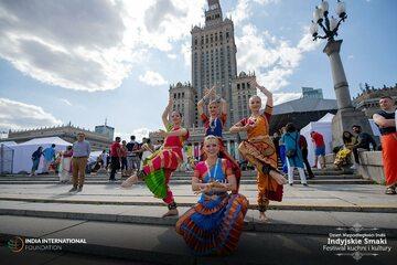 Festiwal Kuchni i Kultury w Warszawie