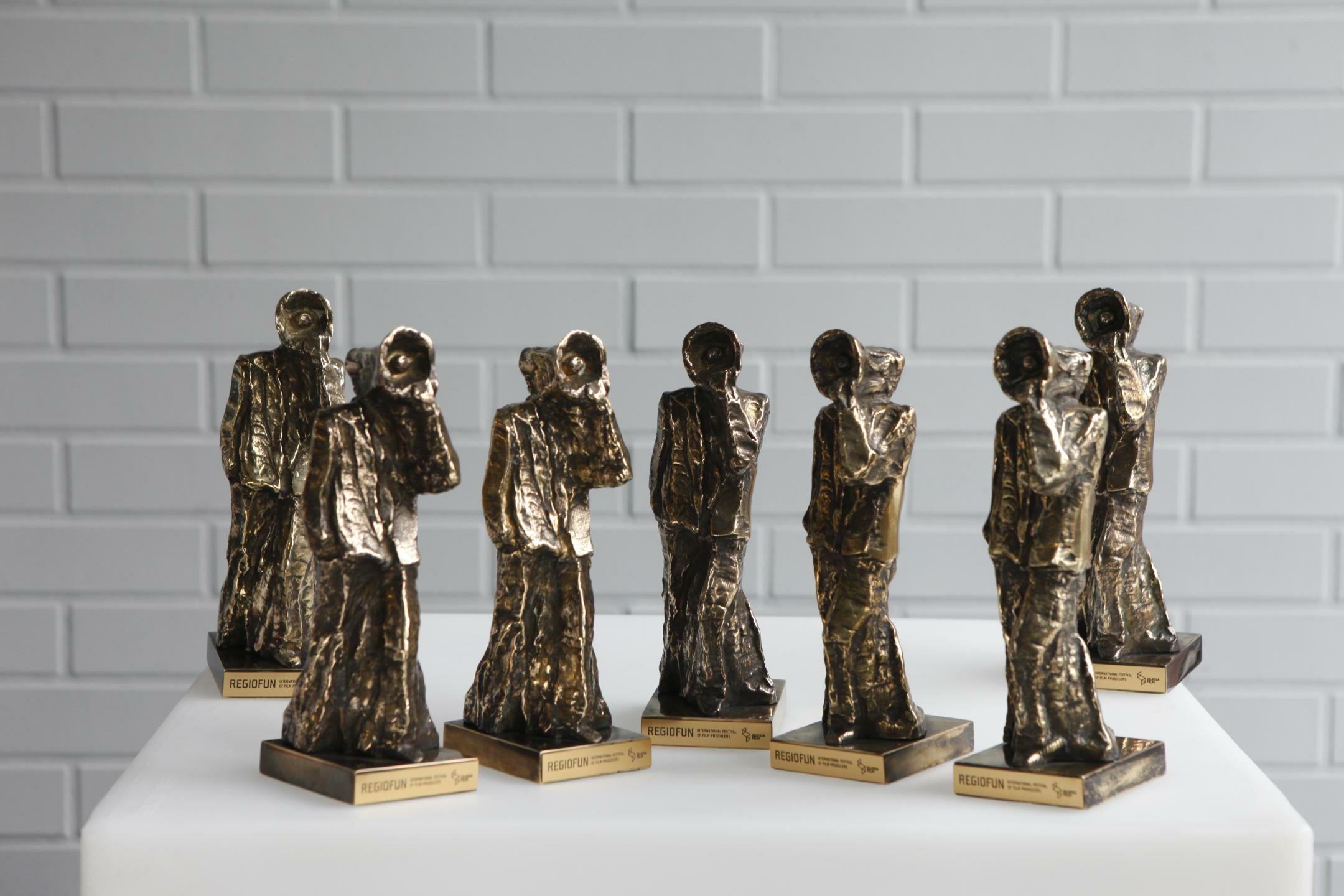 Festiwal Regiofun – statuetki