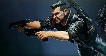 Figurka dołączana do edycji kolekcjonerskiej Cyberpunk 2077