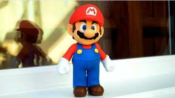 Figurka Super Mario