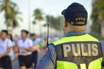 Filipińska policja, zdjęcie ilustracyjne