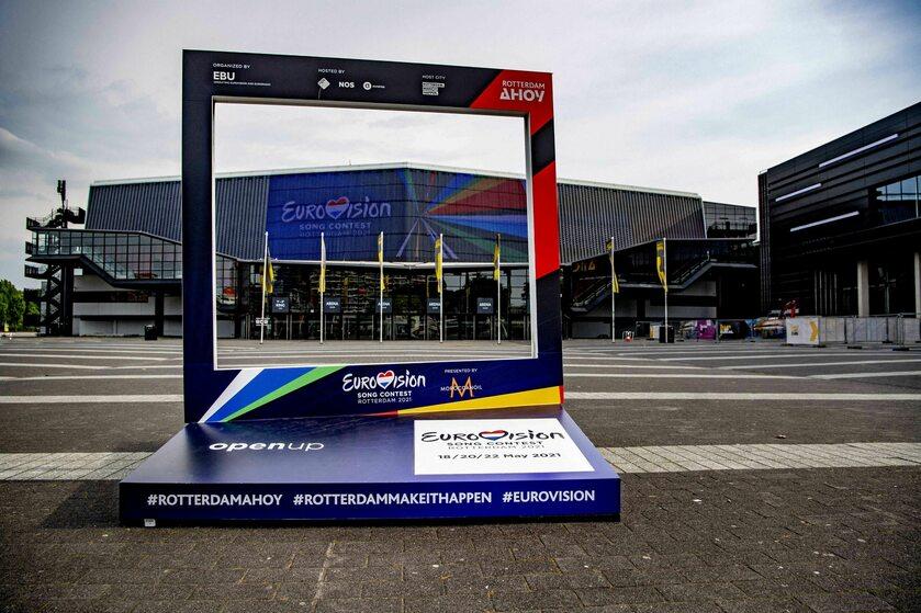 Finał Eurowizji odbędzie się w Rotterdamie