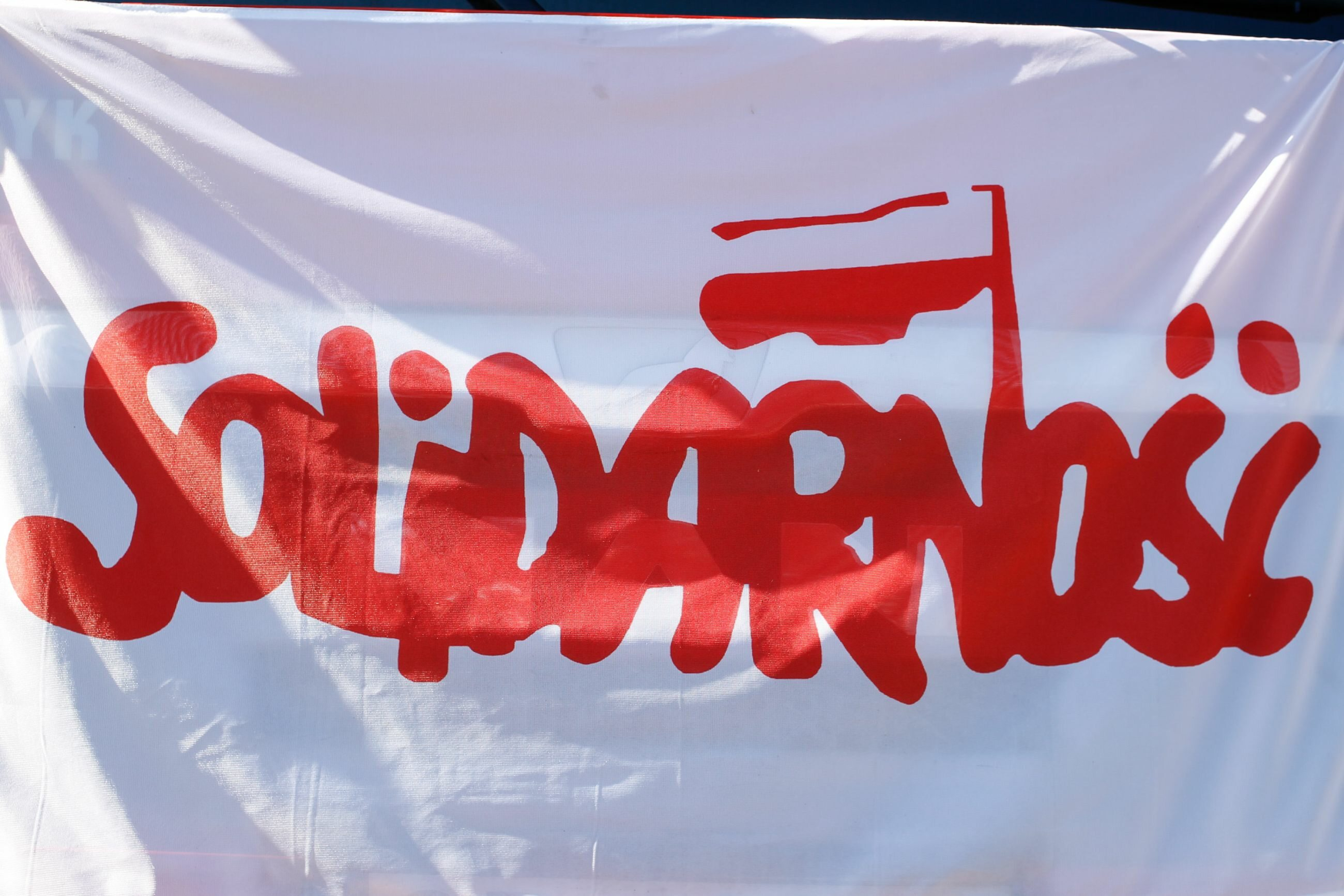 "Flaga ""Solidarności"""