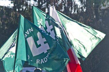 Flagi ONR, zdj. ilustracyjne