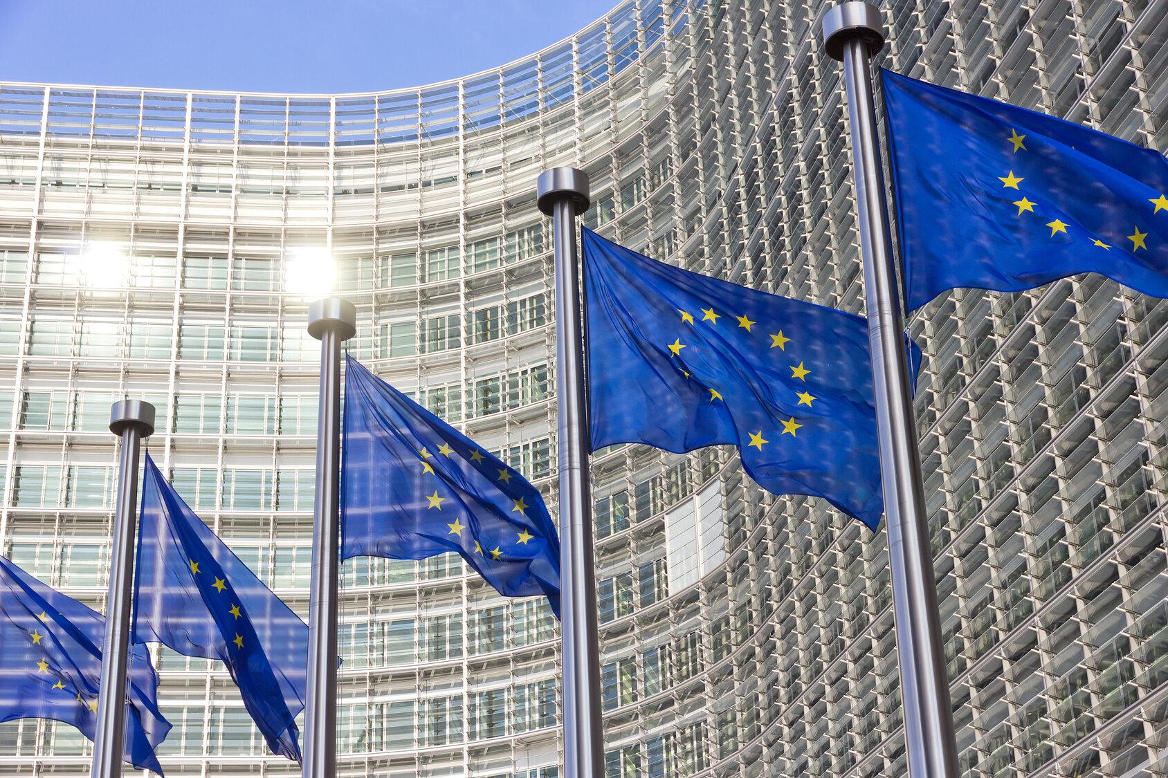 Flagi unijne
