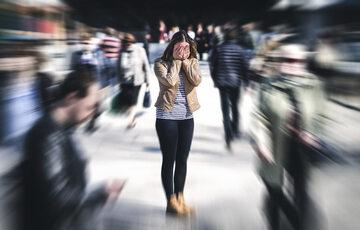 Fobia, zdjęcie ilustracyjne