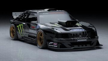 Ford Mustang Hoonifox