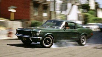 """Ford Mustang z filmu """"Bullitt"""""""