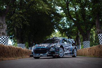 Ford Puma Rally1 WRC