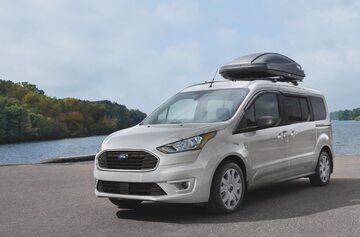 Ford Transit w wersji osobowej