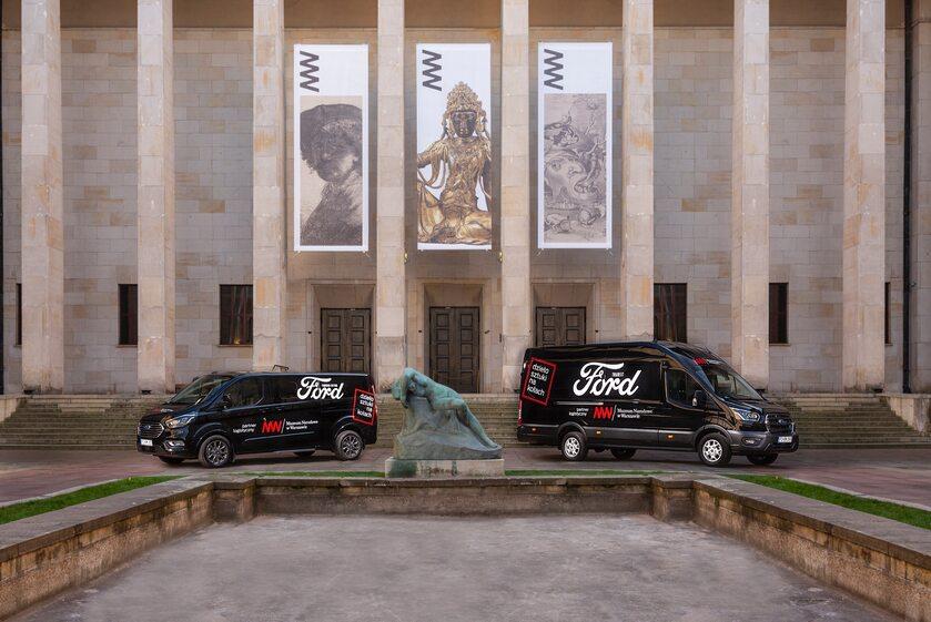 Fordy dla Muzeum Narodowego