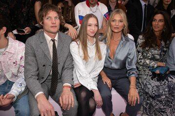 Fotograf Nikolai von Bismarck, Lila Grace Moss Hack i Kate Moss