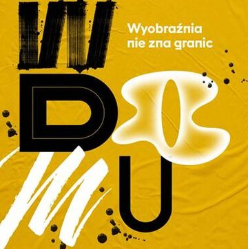 "Fragment plakatu antologii ""W domu"""