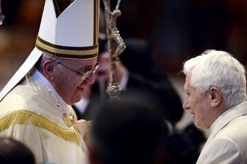 Franciszek i Benedykt XVI