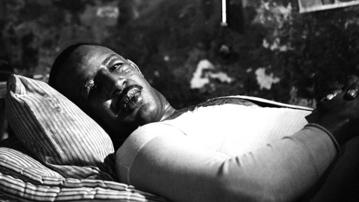 "Frank McRae w filmie ""Paradise Alley"" (1978)"