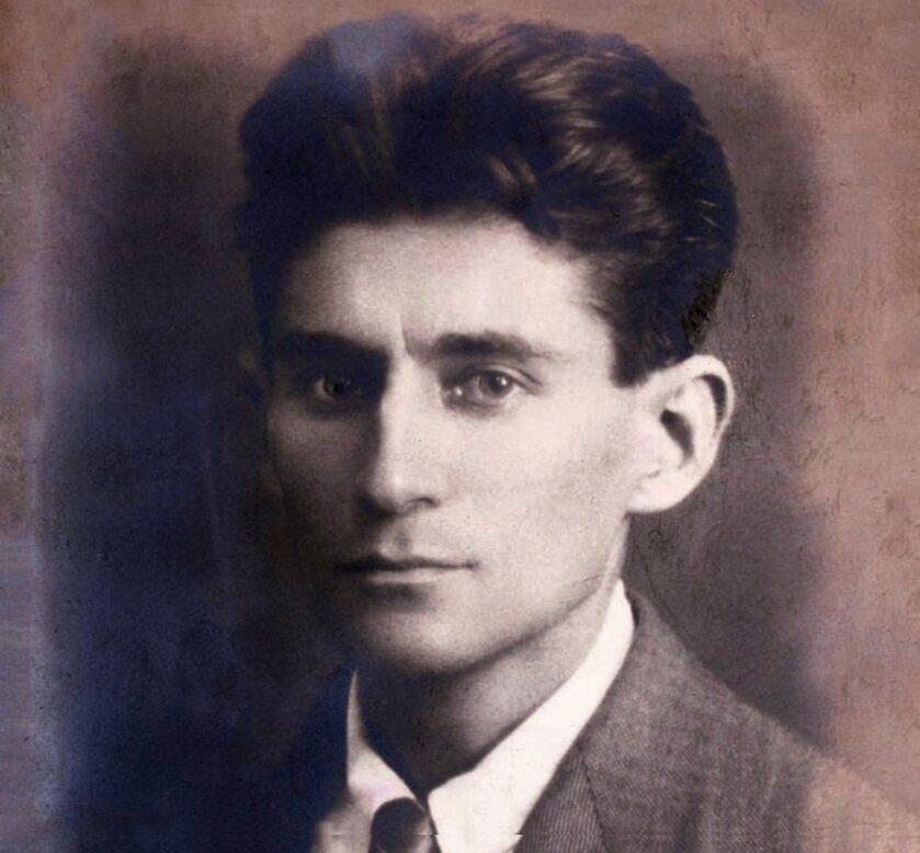 Franz Kafka w 1917 roku