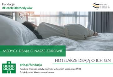 Fundacja #HoteleDlaMedyków