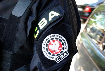 Funkcjonariusz CBA, zdjęcie ilustracyjne
