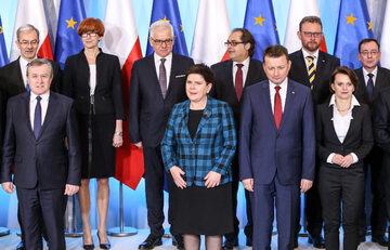 Gabinet Mateusza Morawieckiego