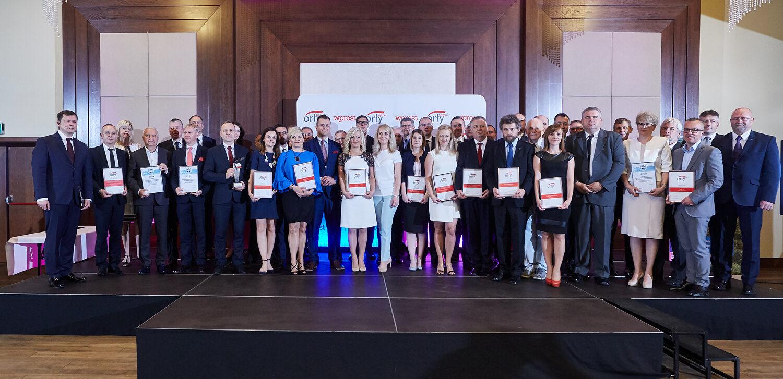 """Gala Orłów 'Wprost"""" na Podkarpaciu"""