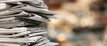 Gazeta, zdjęcie ilustracyjne