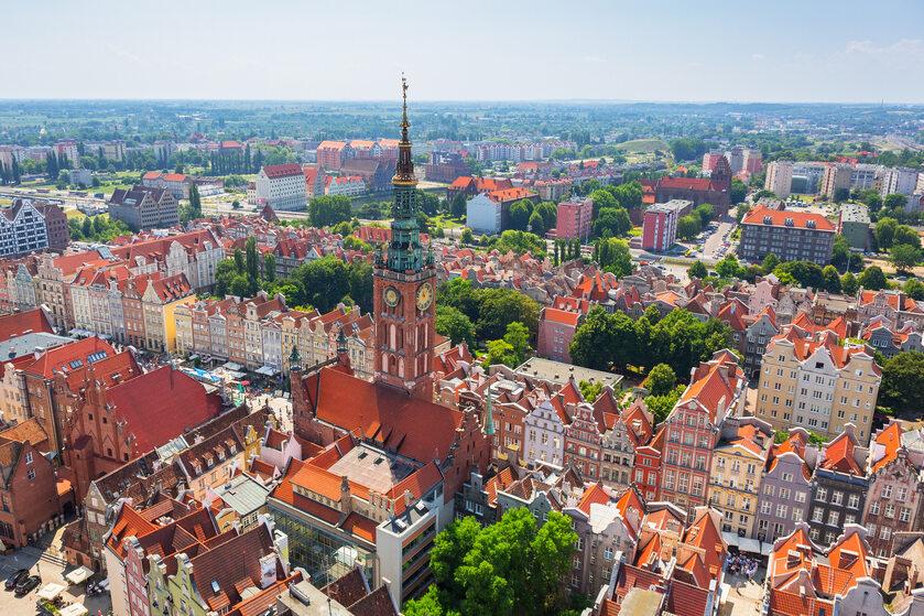 Gdańsk, Stare Miasto