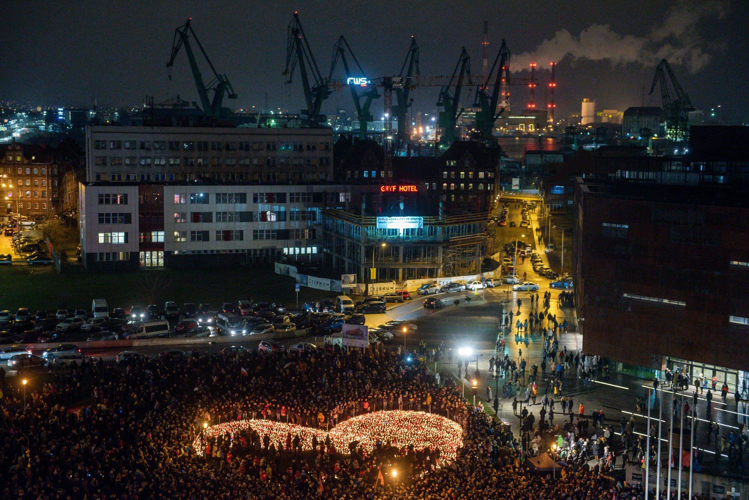 Gdańsk żegna prezydenta Pawła Adamowicza