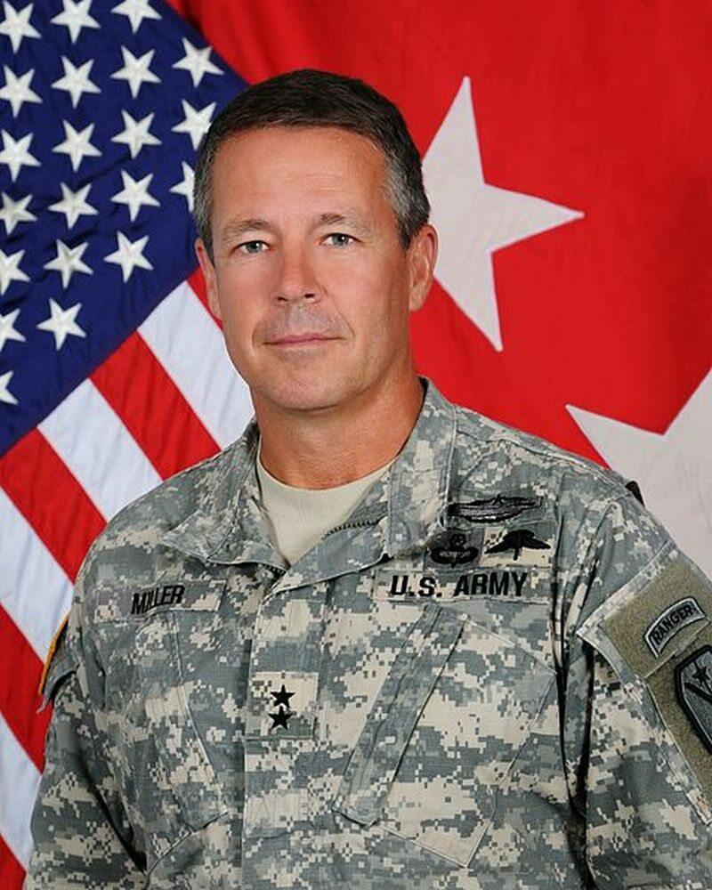 Gen. Austin S. Miller