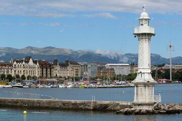 Genewa, zdjęcie ilustracyjne