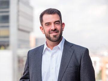 Gianfranco Biliotti, dyrektor generalny firmy Amgen w Polsce.
