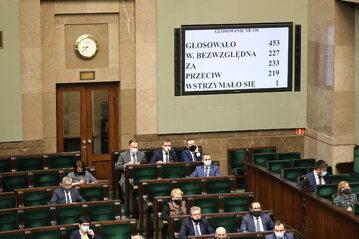 Głosowanie nad wyborem nowego RPO
